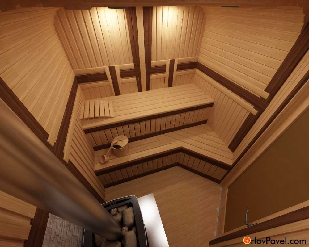 Баня интерьер дизайн