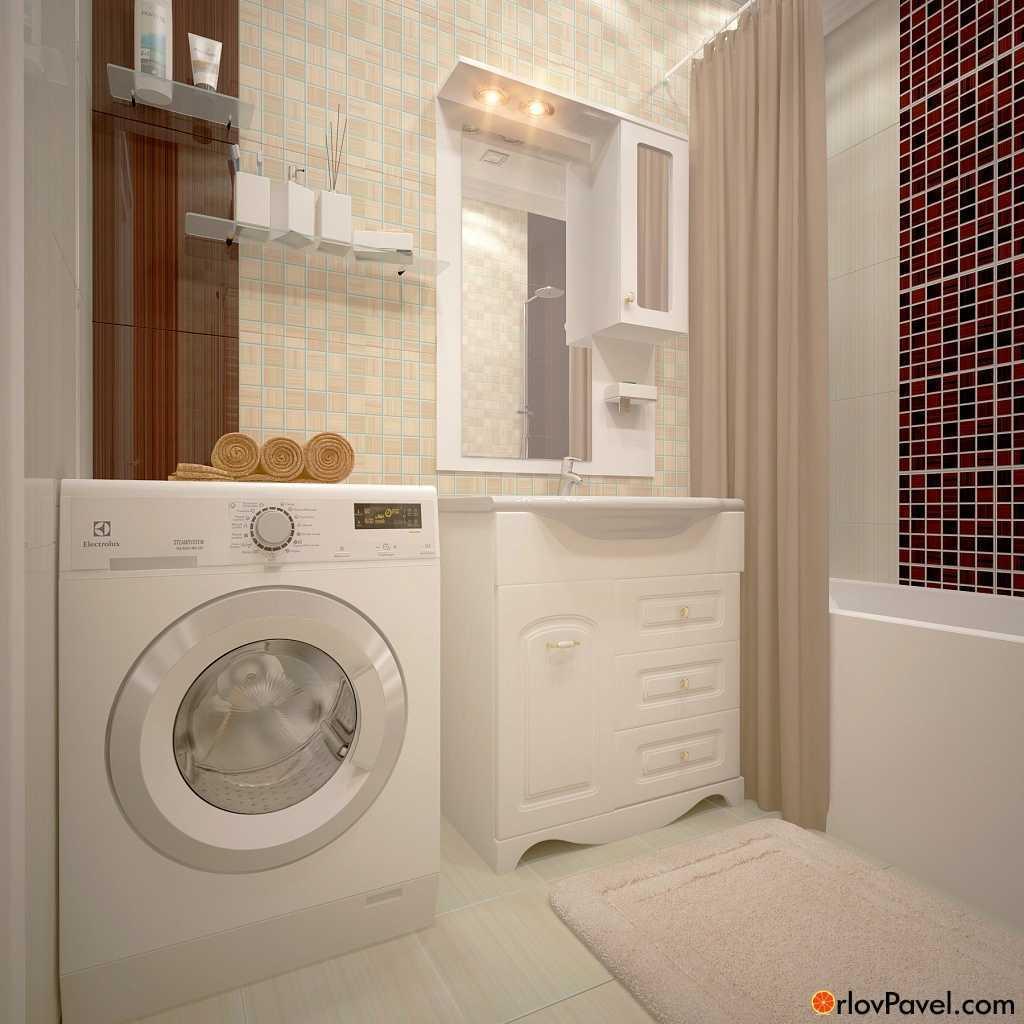 Ванные комнаты фото дизайн маленькие со стиральной